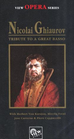 Nicolai Ghiaurov: Tribute to the Great Basso