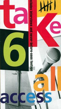 Take 6: All Access