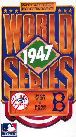 MLB: 1947 World Series
