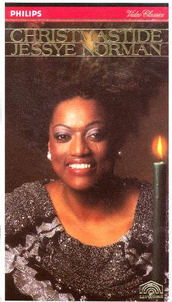 Jessye Norman at Ely Cathedral: Christmastide