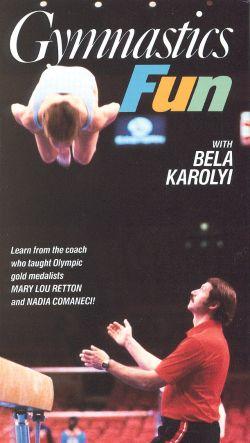 Gymnastics Fun with Bela Karolyi