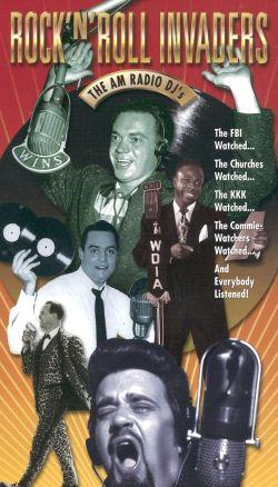 Rock 'N' Roll Invaders: The AM Radio DJs