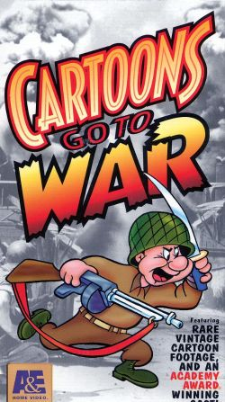 The Cartoons Go to War