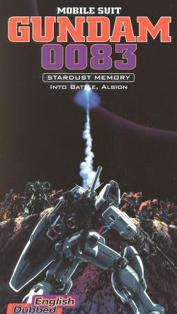 Mobile Suit Gundam 0083: Stardust Memory: 3: Into Battle, Albion