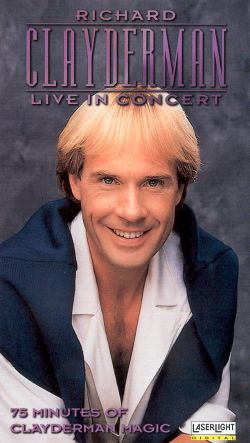 Richard Clayderman: Live in Concert