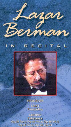 Berman: In Recital