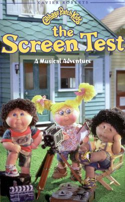 Cabbage Patch Kids: The Screen Test