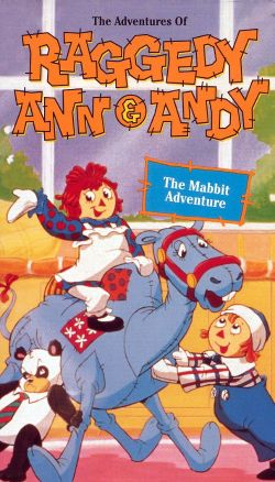 The Adventures of Raggedy Ann & Andy: The Mabbit Adventure