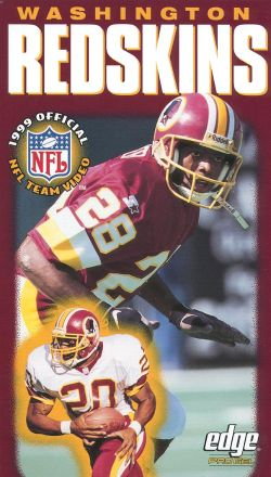 NFL: 1999 Washington Redskins Team Video (1999)