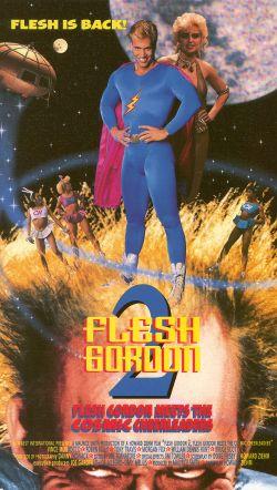 Flesh Gordon 2: Flesh Gordon Meets the Cosmic Cheerleaders