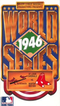 MLB: 1946 World Series - St. Louis vs. Boston