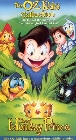 oz kids collection monkey prince 1996 cast and crew