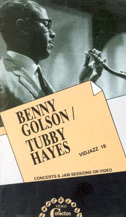 Benny Golson and Tubby Hayes