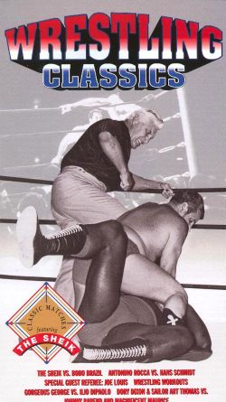 Wrestling Classics: Classic Matches Featuring the Shiek
