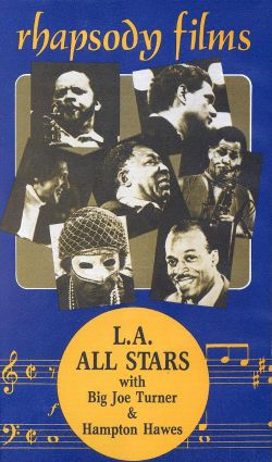 L.A. All Stars: Big Joe Turner & Hampton Hawes