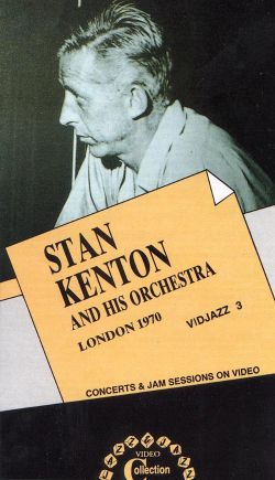 Stan Kenton and His Orchestra: London, 1970
