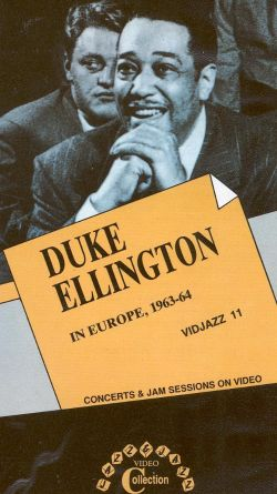 Duke Ellington: In Europe, 1963-64