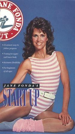 Jane Fonda: Start Up