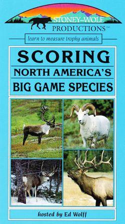 Scoring North America's Big Game Species