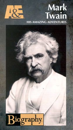 Biography: Mark Twain - His Amazing Adventures
