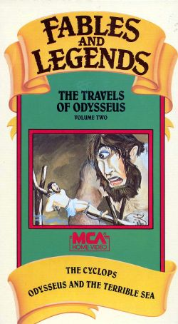 Fables and Legends: Travels of Odysseus, Vol. 2
