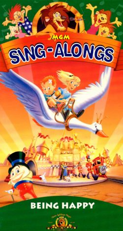 Mgm Sing Alongs Being Happy Data Corrections Allmovie