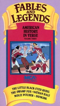 Fables and Legends: American History in Verse, Vol. 3