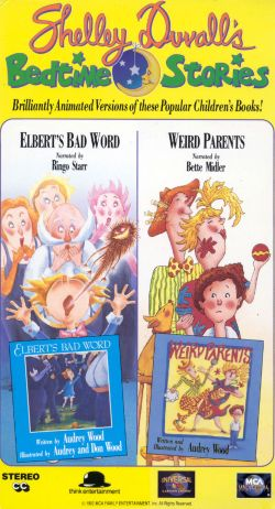 Shelley Duvall's Bedtime Stories, Vol. 1: Elbert's Bad Word