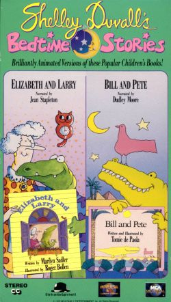 Shelley Duvall's Bedtime Stories, Vol. 2: Elizabeth and Larry