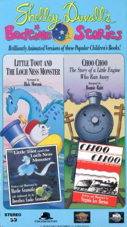 Shelley Duvall's Bedtime Stories, Vol. 3: Little Toot and the Loch Ness Monster