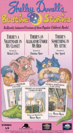 Shelley Duvall's Bedtime Stories, Vol. 4: There's a Nightmare in My Closet