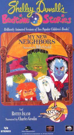 Shelley Duvall's Bedtime Stories, Vol. 8: My New Neighbors