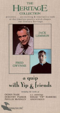 The Heritage Collection: A Quip with Yip and Friends