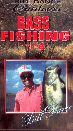Bill dance outdoors bass fishing tips 1993 related for Bill dance fishing