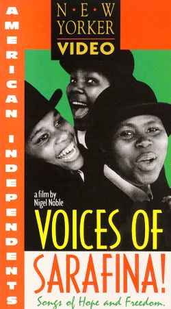 Voices of Sarafina! Songs of Hope and Freedom