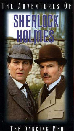 Adventures of Sherlock Holmes: The Dancing Men