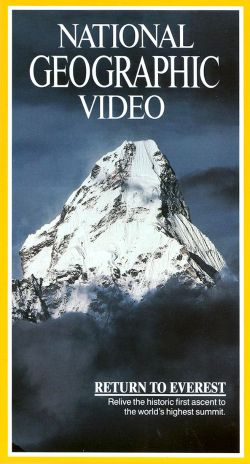 National Geographic: Return to Everest