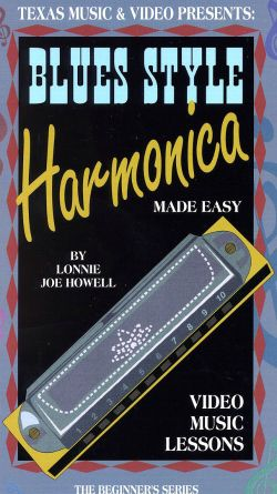 Blues Harmonica Made Easy