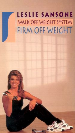 Leslie Sansone: Walk Off Weight System - Firm Off Weight