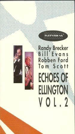 Jazzvisions: Echoes of Ellington, Vol. 2