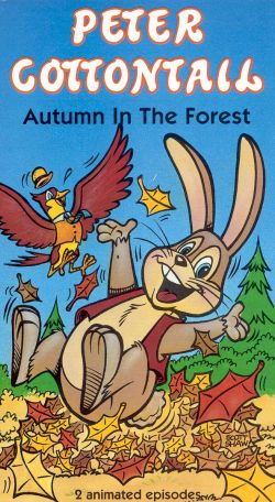 Peter Cottontail: Autumn in the Forest