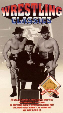 Wrestling Classics: Classic Matches Featuring the Fabulous Kangaroos