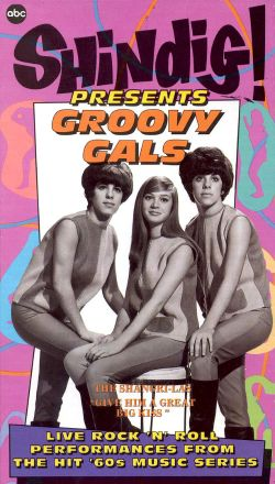 Shindig Presents: Groovy Gals