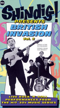Shindig Presents: British Invasion, Vol. 2