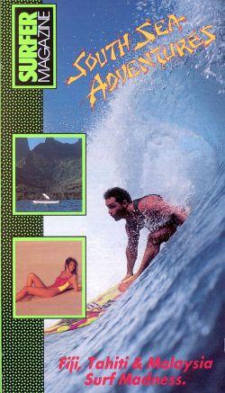 Surfer Magazine: South Sea Adventures