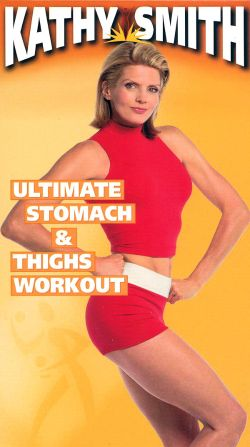 Kathy Smith: Ultimate Stomach and Thighs Workout