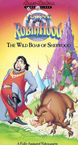 Young Robin Hood: The Wild Boar of Sherwood