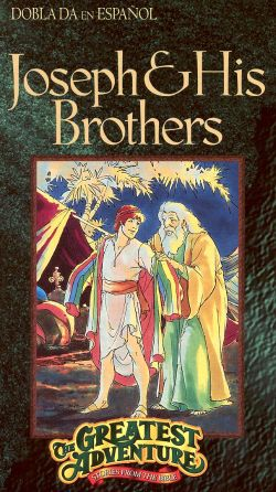 Greatest Adventure Stories from the Bible: Joseph and His Brothers