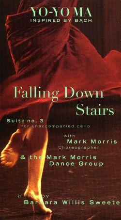Yo-Yo Ma Inspired by Bach: Falling Down Stairs