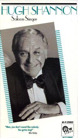 Hugh Shannon: Saloon Singer